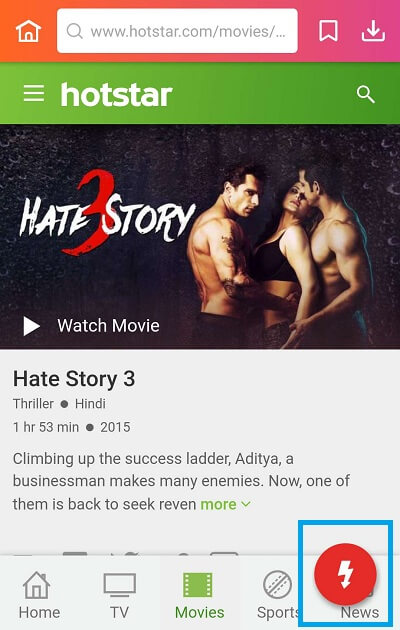 download bollywood movies Hate Story 3