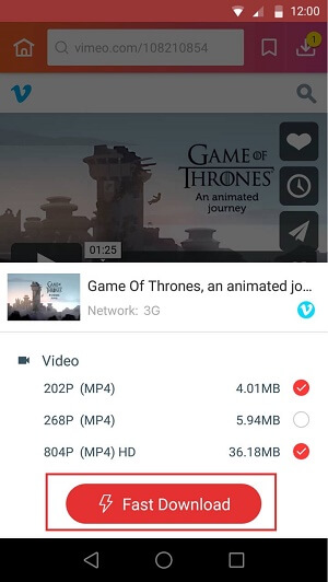 choose-video-size-instube-video-downloader