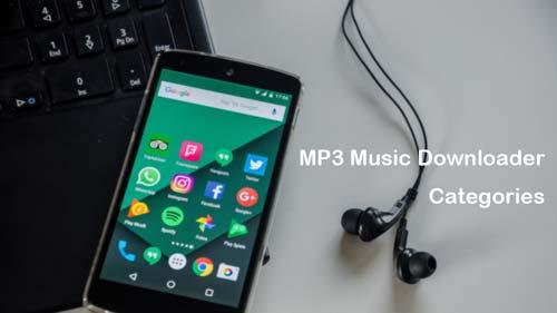 categories-music-downloader