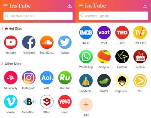 InsTube-music-downloader-free-app