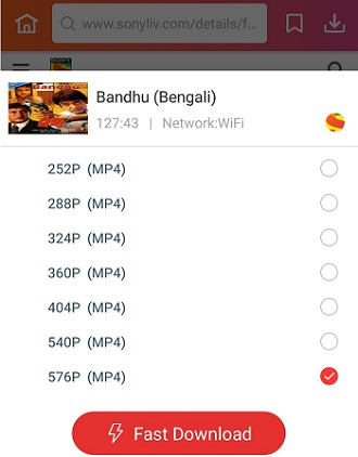 Bengali-movie-download-SonyLiv-InsTube