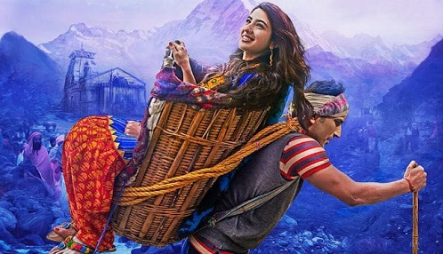 Kedarnath, New Hindi Love Epic Movie in 2018