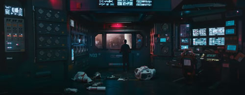the Wandering Earth movie screenshot