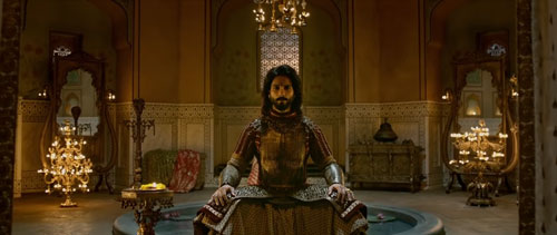 Padmaavat leading man