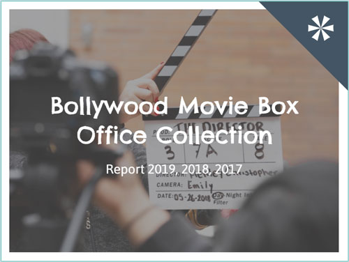 Bollywood movie box office collection from InsTube.com
