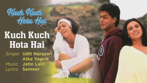 Kuch Kuch Hota Hai songs album