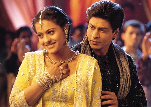 Shah Rukh Khan Rahul Kajol Anjali