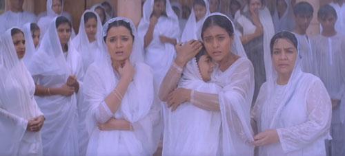KKKG Anjali father funeral scene