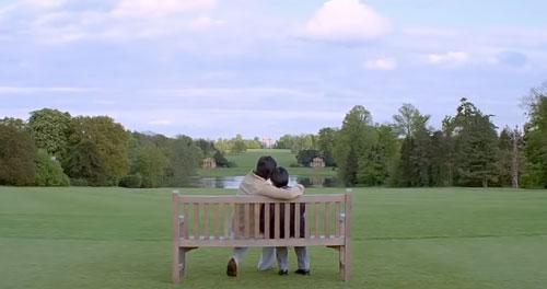 KKKG Rahul Rohan bench scene
