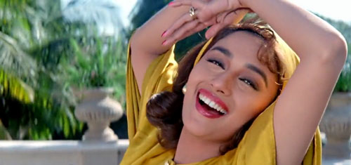 Madhuri Dixit lead actress in HAHK