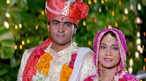 Rajesh and Pooja couple - Hum Aapke Hain Kaun