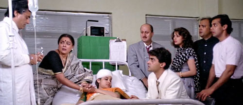 Whole Family in Hospital - HAHK
