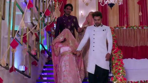 two bridals in Naagin S3E98 InsTube