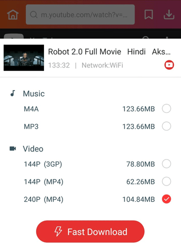 دانلود فیلم هندی robot 2.0 2018