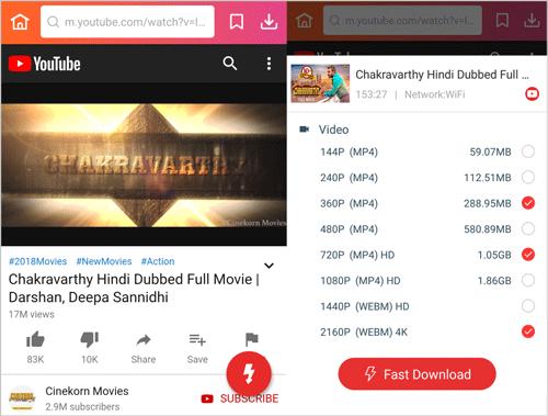 Chakravarthy full movie free download 720p Hindi InsTube