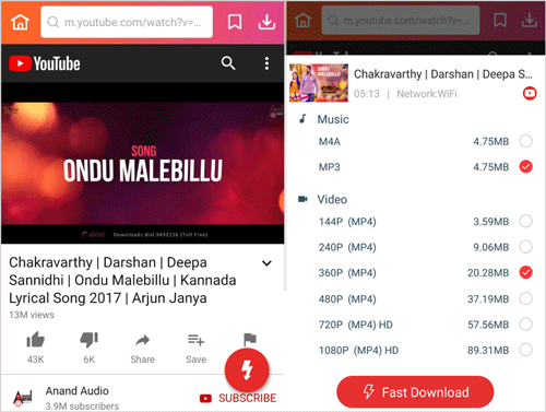 download Chakravarthy songs MP3 InsTube