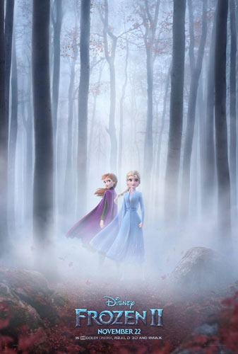 Frozen 2 full movie poster InsTube