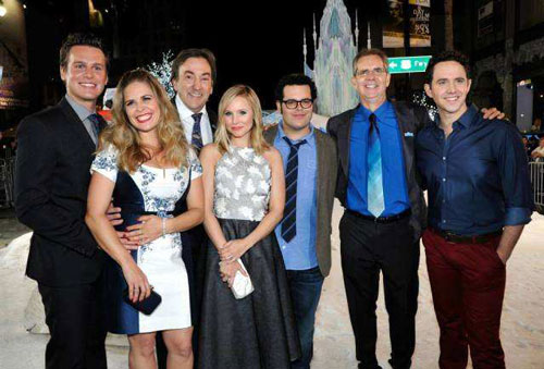 Frozen 2 Disney production team InsTube