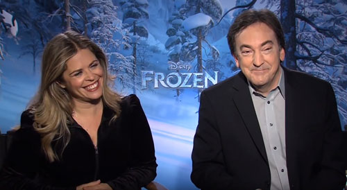 Frozen directors producer songwriters