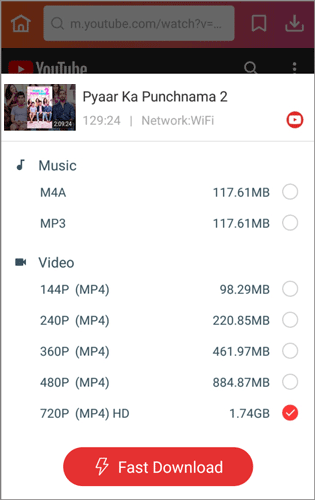 choose formats Pyaar Ka Punchnama 2 full movie fast download