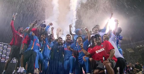 Sachin A Billion Dreams movie shot world cup 2011