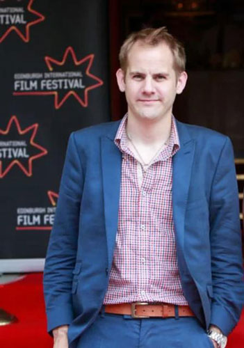 James Erskine Best Director of a Long Documentary