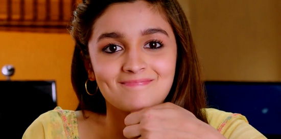 Alia Bhatt as Kavya