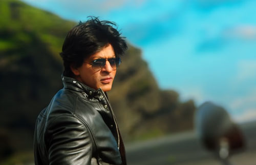 Dilwale Leading Actor Shah Rukh Khan as Raj Kaali