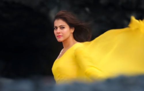 Dilwale Leading Actress Kajol as Meera Malik