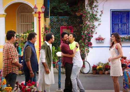 Dilwale full movie shot InsTube
