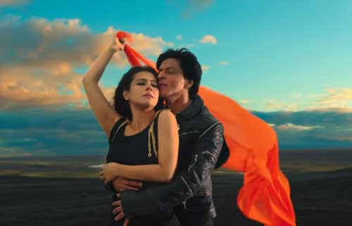Youtube Dilwale full movie shot