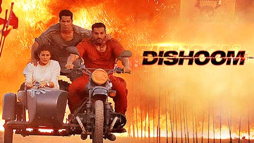 Dishoom Full Movie Download HD 720p Hindi