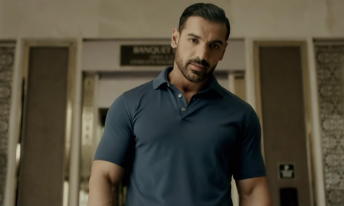 Kabir Shergill John Abraham in Dishoom movie
