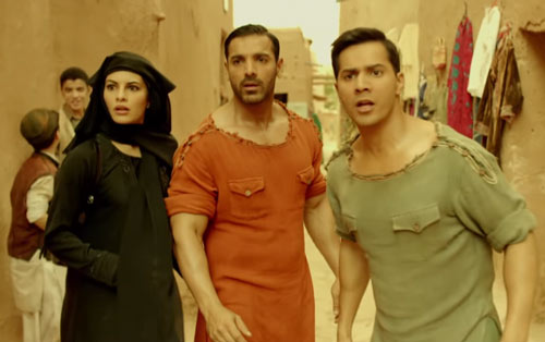 Dishoom screenshot