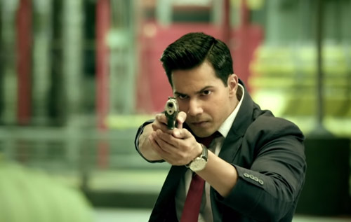 Varun Dhawan leading role in Dishoom