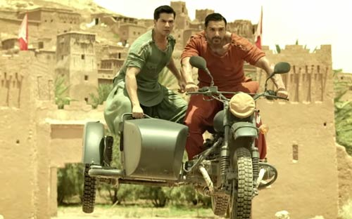 Dishoom 2016 full movie still