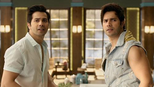 Judwaa 2 Raja and Prem