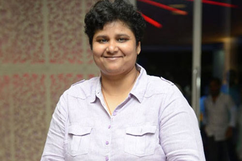 director B. V. Nandini Reddy