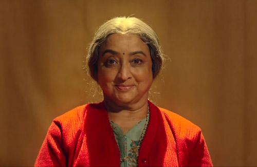 Lakshmi as Baby Savitri