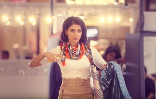 Samantha Akkineni as Baby Swathi