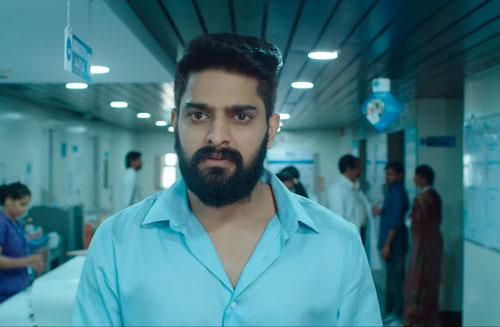 Naga Shaurya as Vikram