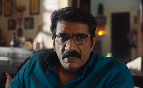 Rao Ramesh as Nani