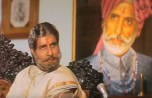 Sooryayansham movie screenshoot