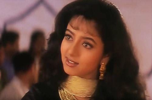 Radha in Sooryayansham movie