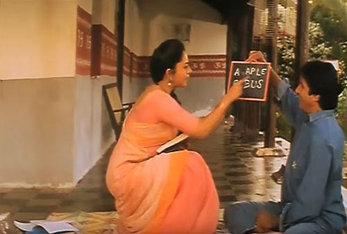 Radha helps Heera in Sooryavansham