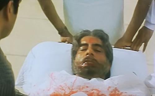 Thakur Bhanupratap in hospital