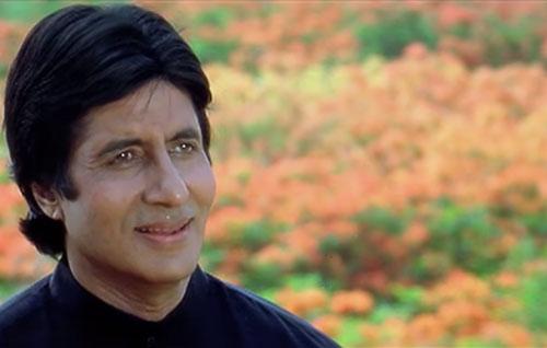 Amitabh Bachchan as Heera