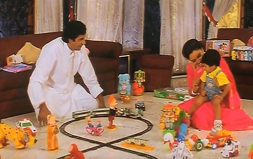 Sooryayansham 1999 movie screenshot