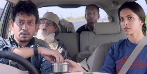 Piku movie screenshot