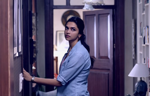 Piku in the movie